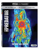 The Predator The Hunt Has Evolved  (Digital Copy) Format: 4K Ultra HD Rated: R Release Date: 12/18/2018