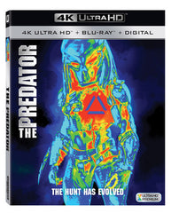 The Predator The Hunt Has Evolved: (Digital Copy) Format: 4K Ultra HD Rated: R Release Date: 12/18/2018
