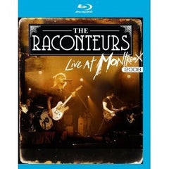 Jack White: The Raconteurs: Live At Montreux 2008 (Blu-ray) DTS-HD Master Audio 2012