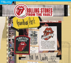 The Rolling Stones: From the Vault-Live in Leeds Roundhay Park 1982 (2CD/Blu-ray)  DTS-HD Master Audio 2015 Release Date 11/20/15
