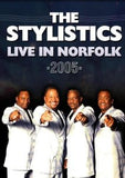 The Stylistics Live In Norfolk 2005 DVD 2011 16:9 DTS 5,1