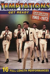 Temptations: Get Ready The Definitive Performances 1965-1972 DVD 2006