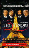 The Three Tenors: Live In Paris -Orchestra de Paris 1998 DVD José Carreras, Plácido Domingo, James Levine, Luciano Pavarotti DVD 1998