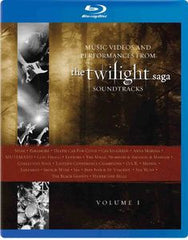 The Twilight Saga: Music From the Twilight Saga Soundtracks: Videos and Performances, Vol. 1 [Blu-Ray] 2010 DTS-HD Master Audio