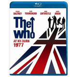 The Who: Live At Kilburn 1977 & London Coliseum 1969 (Blu-ray) 2008 2 Live  Concerts DTS-HD Master Audio 5.1 RARE CLASSIC