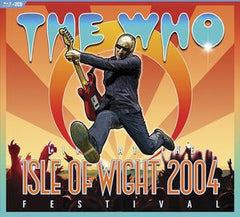 The Who: Live at the Isle of Wight 2004 Festival (Blu-ray+2 CD) 2017 DTS-HD Master Audio  06-02-17 Release Date