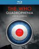 The Who: Quadrophenia Live In London 2013 (Blu-ray) 2014 DTS-HD Master Audio