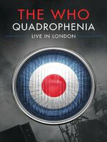 The Who: Quadrophenia Live In London 2013 DVD 2014 16:9 DTS 5.1