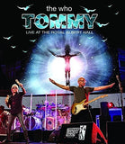 The Who: Tommy Live at the Royal Albert Hall 2017 DVD DTS 5.1 Audio 2017 Release Date 10/13/2017