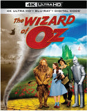 The Wizard of Oz (4K Ultra HD+Blu-ray+Digital) 2 Pack Digital Theater System, Dolby)  Release Date 10/29/19