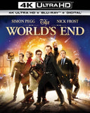 The World's End (4K Ultra HD+Digital 2 Pack Rated: R Release Date 11/5/19