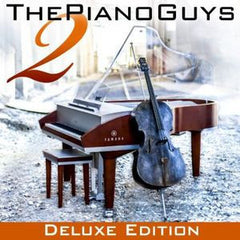 The Piano Guys: Piano Guys 2 Deluxe Edition CD/DVD 2013