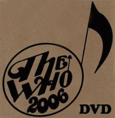 The Who: Live San Jose CA 2006 Encore Series DVD 16:9 DTS 5.1 2019 Release Date 01/04/19