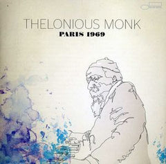Thelonious Monk: Paris 1969 Live CD/DVD 2013 Jazz Icons