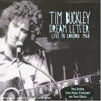 Tim Buckley Dream Letter-Live In London 1968 2 CD Edition 2010