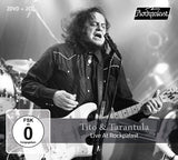 Tito & Tarantula: Live At Rockpalast 1998 (2CD/2DVD) 2021 Release Date: 2/19/2021