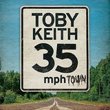 Toby Keith: 35 MPH Town CD 2015 10 Tracks