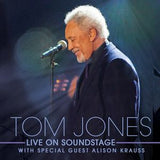 Tom Jones: Live On Soundstage Chicago Guest Alison Krauss 2017 CD/DVD DTS 5.1 Master Audio 2017 07-28-17 Release Date