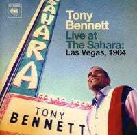 Tony Bennett: Live At The Sahara-Las Vegas, 1964 CD