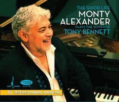 Monty Alexander/Cohen/Flud: Music of Tony Bennett SACD 2008 Chesky Records