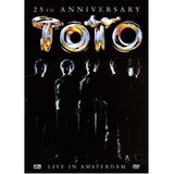 TOTO: 25th Anniversary Live In Amsterdam 2003 DVD 2006 16:9 DTS 5.1 RARE OUT OF PRINT