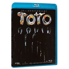 Toto: 25th Anniversary Live In Amsterdam 2003 (Blu-ray) 2006  DTS-Digital Surround 5.1