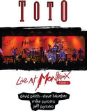 Toto: Live At Montreux 1991 (DVD-CD) 2016 16:9 DTS 5.1 Audio  09-16-16 Release Date