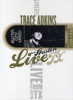 Trace Adkins: Live From Austin 1997 DVD 2008 DTS 5.1