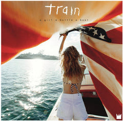 Train: A Girl, A Bottle, A Boat CD 2017 01-27-17 Release Date