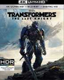 Transformers: The Last Knight  4K Ultra HD Blu-ray-4K Mastering, Digitally Mastered in HD, Subtitled 2017 9-26-17 Release Date