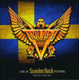 Triumph: Live At Sweden Rock Festival 2008 CD/DVD 2012 16:9 Dolby Digital 5.1