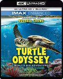Turtle Odyssey: (4K Ultra HD+Blu-ray+Digital) 2 Pack Rated: NR 2019 Release Date 12/3/19