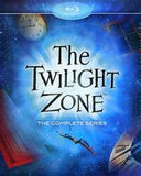 Twilight Zone: The Twilight Zone: The Complete Series 24 Discs Box Set Blu-ray 2012