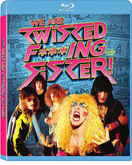 Twisted Sister: We Are Twisted F***ing Sister! (Blu-ray) 2016 02-23-16 Release Date