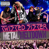 Twisted Sister: Metal Meltdown Live At The Joint Hard Rock Vegas 2015  (Blu-ray) DTS HD Master Audio 2016 07-22-16 Release Date