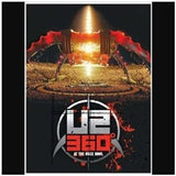 U2: 360° at the Rose Bowl [Blu-ray] (2010) DTS-HD Master Audio