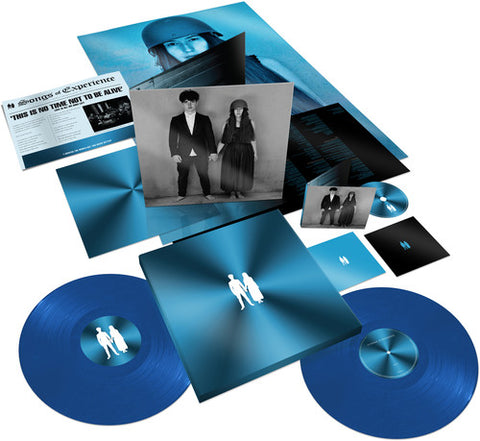 U2: Song Of Experience 14th Studio Album Deluxe 1 CD+ 2 Colored