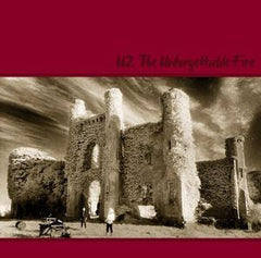 U2: The Unforgettable Fire Remastered Limited Edition Super Deluxe Edition 2CD/1 DVD Collectible Box Set With Book  2009