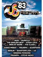 US Festival '83: Days 1-3 DVD 2013 16:9 Dolby Digital 5.1  12-3-13 Release Date