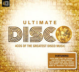 Ultimate Disco 4CDS Of The Greatest Disco Music Various Artist Import (4 CD) 2018 Release Date: 4/13/2018