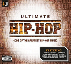 Ultimate Hip Hop Various Artist Import 4 CD Deluxe Edition 2016