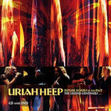 Uriah Heep: Future Echoes Of The Past: Legend Continues Import UK  Deluxe Edition 2CD/DVD 16:9 DTS 5.1