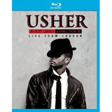 Usher: OMG Tour Live At The O2 Arena , London 2011 (Blu-ray) DTS-HD Master Audio