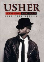 Usher: OMG Tour Live At The O2 Arena, London 2011 DVD 16:9 DTS 5.1