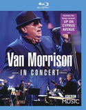 Van Morrison:  In Concert Live BBC Radio 2 Theatre 2016+Bonus Concert Up on Cyprus Avenue (Blu-ray) 2017 DTS-HD Master Audio 2018 Release Date 2/16/18