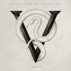 Bullet For My Valentine: Venom CD 2015 08-14-15 Release Date