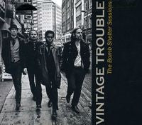 Vintage Trouble: Bomb Shelter Sessions CD 2012
