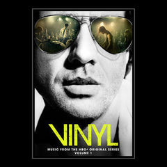Vinyl Music from the HBO Original Series Volume 1 CD 2016 02-12-16 Release Date