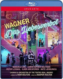 Wagner: Das Liebesverbot Chorus & Orchestra Of The Teatro Real, Madrid OPUS ARTE Studios (Blu-ray) DTS-HD Master Audio 2017 Release Date 2/24/17