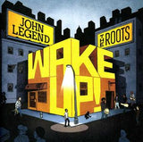 Wake Up: John Legend/The Roots CD 2010